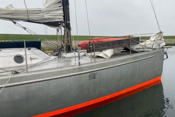 Seaboost Overdrive Antifouling paint